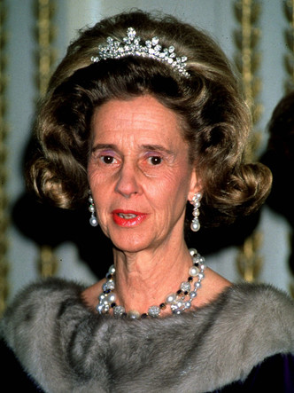 Фото №6 - Самые роскошные и дорогие тиары королевской семьи Бельгии