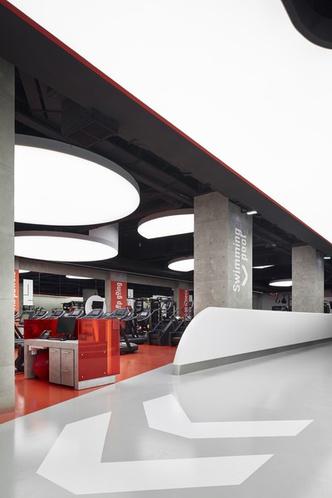 Фото №4 - Спортклуб World Class Алексеевская: проект VOX Architects