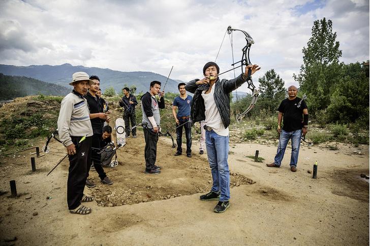 Фото №16 - Бутан от заката до рассвета: как веселится золотая молодежь горного королевства
