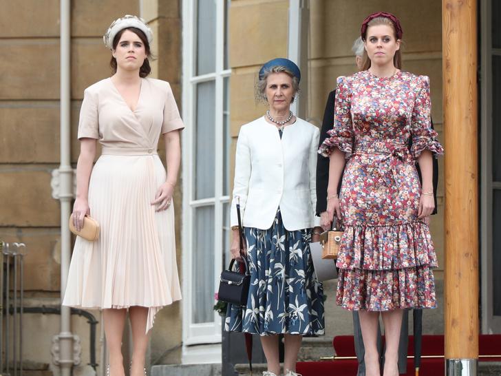 Фото №3 - Разное положение: почему принцесса Беатрис живет во дворце, а принцесса Евгения— нет