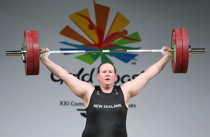 Фото №2 - Битва полов на Олимпиаде: за медали поборется женщина— в прошлом мужчина-штангист