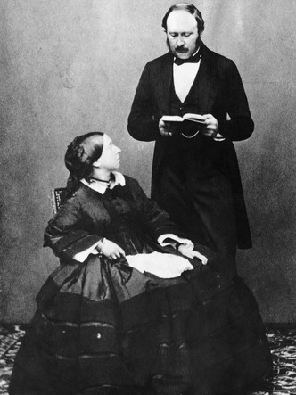 Фото №4 - Самая страстная любовная переписка монархов: ссоры и примирения королевы Виктории и ее мужа принца Альберта