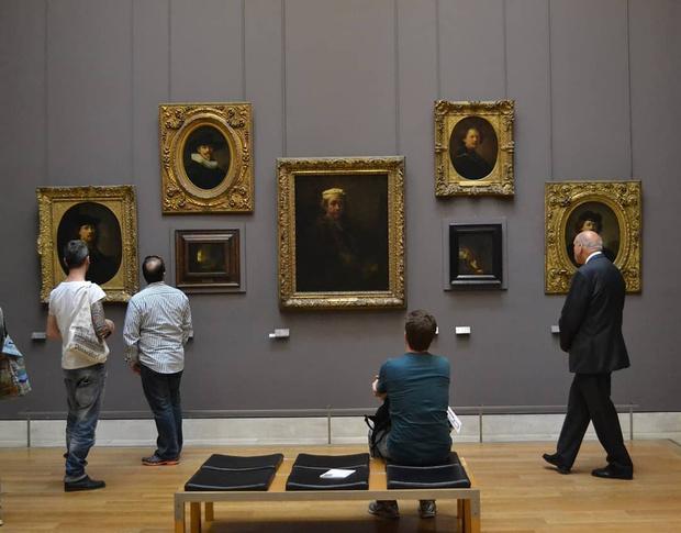 Фото №2 - Ближе к искусству: Лувр оцифровал всю свою коллекцию