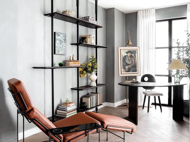 Фото №6 - Квартира в пастельных тонах в Лондоне