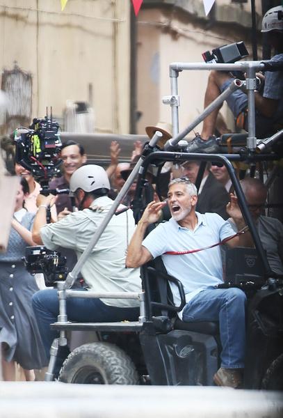 Фото №4 - 10 причин, почему брак Джорджа Клуни и Амаль терпит крах