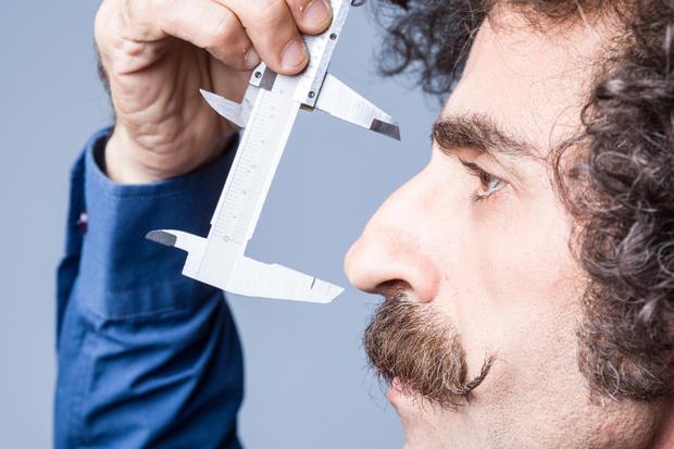 Фото №1 - Ученые обнаружили связь между длиной пениса и размером носа