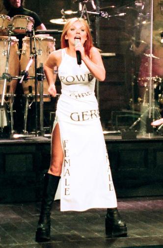 Фото №4 - Латекс, платформы и блестки: как Spice Girls навсегда изменили моду