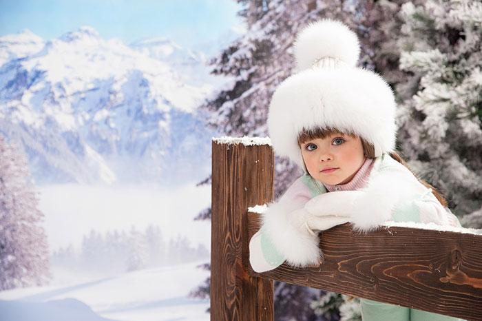 Фото №1 - Самая красивая девочка в мире живет в России!