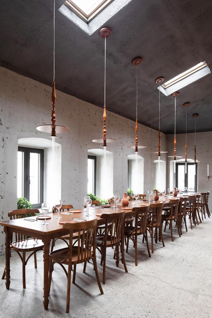 Фото №13 - «Хачапури и вино»: новый ресторан по проекту Бюро Правда