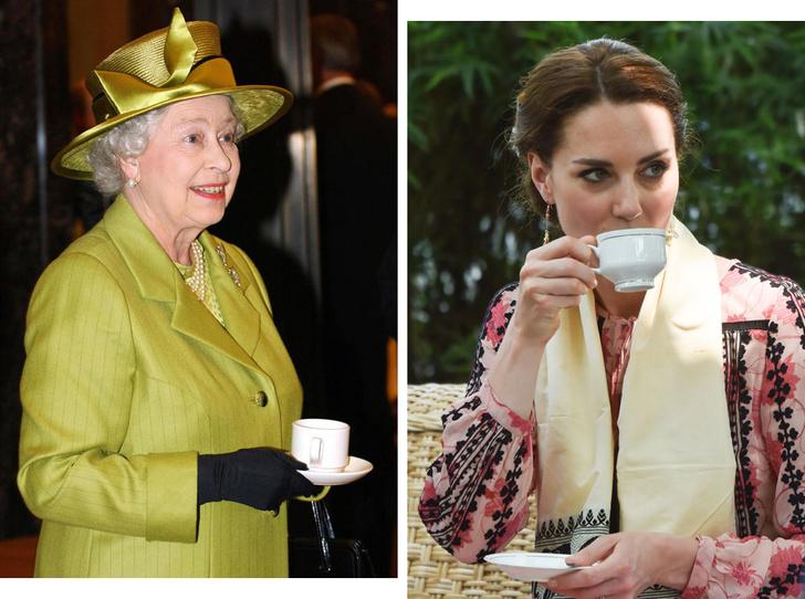 Фото №1 - К чаю: что королевские особы предпочитают есть на полдник