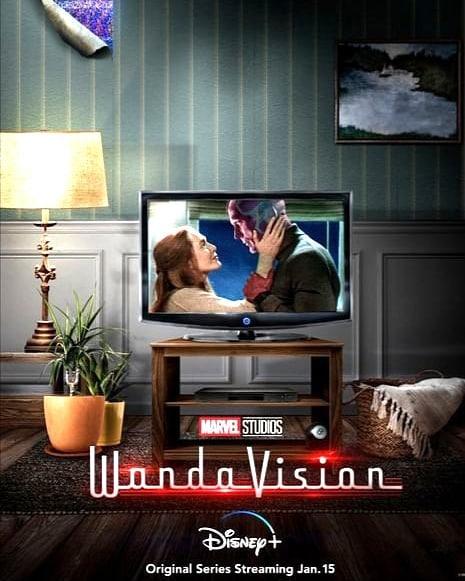 Фото №2 - «Загадочный и шикарный»: первые реакции кинокритиков на мини-сериал «ВандаВижен»