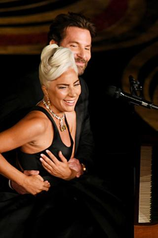Шейк, Купер, Гага: любовный треугольник на «Оскаре»
