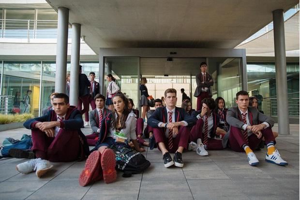 Фото №2 - Спойлер дня: испанские СМИ раскрыли сюжет четвертого сезона «Элиты»
