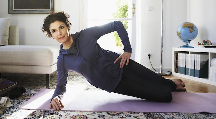 Осознанные занятия спортом помогают бороться с тревогой