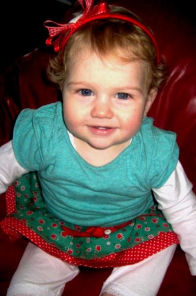 Фото №2 - История чуда: рождественское фото спасло жизнь ребенку