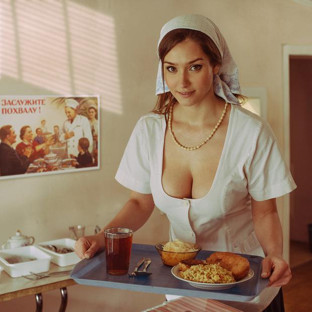 Фото №1 - Нюстальгия: лучшие работы эротического фотографа Давида Дубницкого