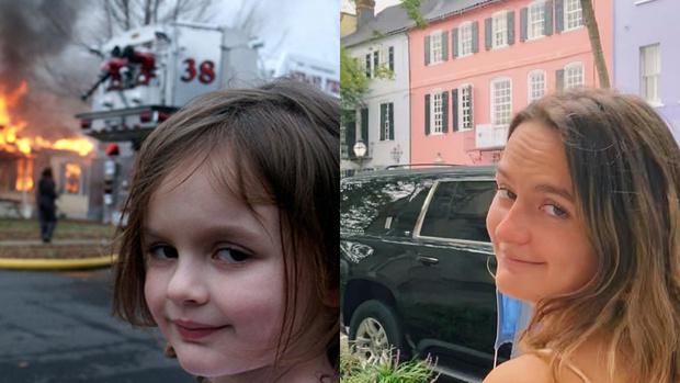 Фото №12 - Как изменились дети из популярных мемов: фото тогда и сейчас
