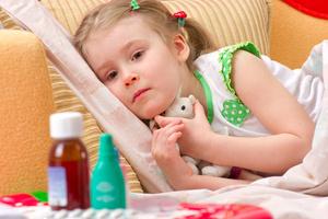 Фото №1 - Дети и лекарства: ничего лишнего!