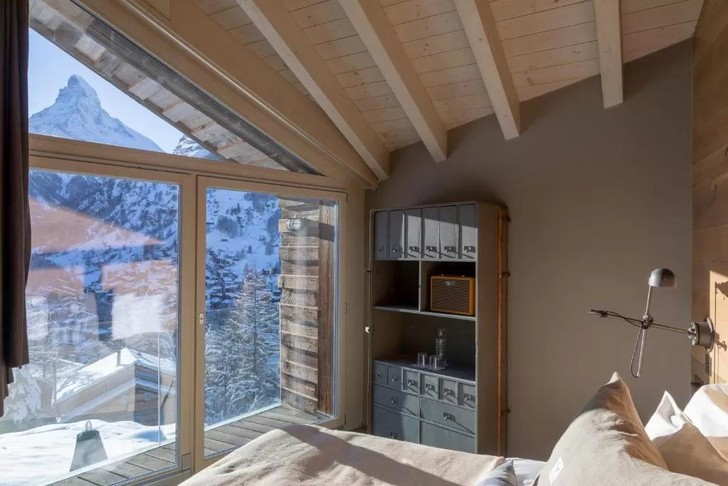 Фото №12 - Обновленный отель Cervo Mountain Resort в Церматте