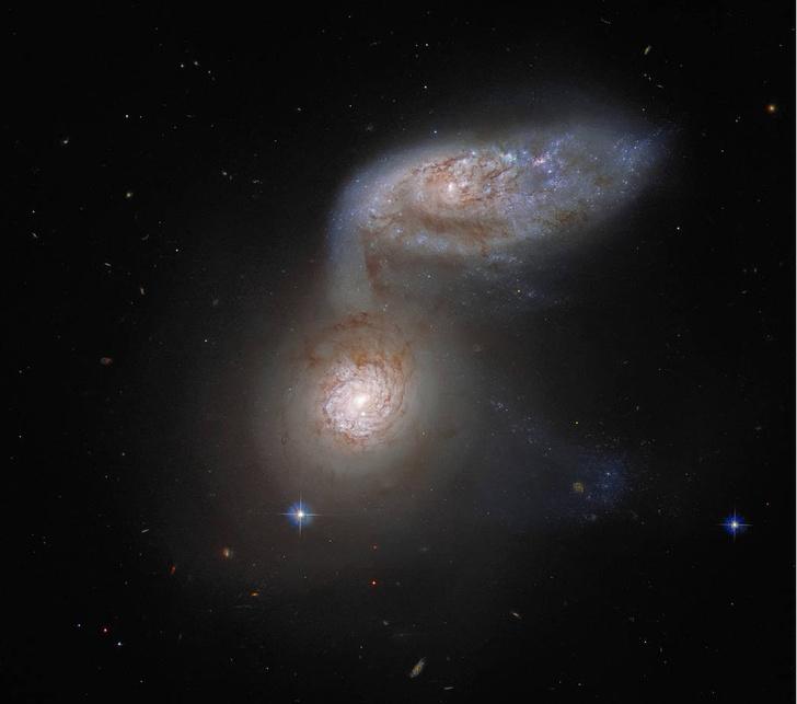 Фото №1 - Космический танец