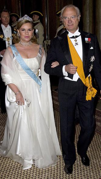Фото №4 - Самые красивые и дорогие тиары королевской семьи Люксембурга