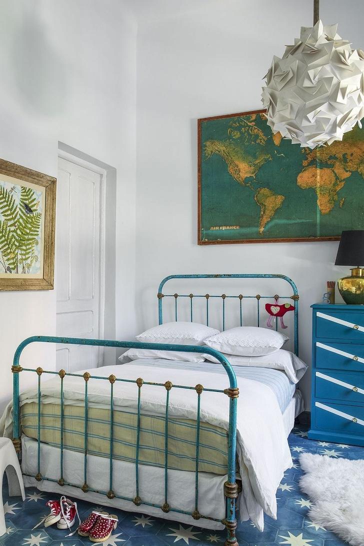 Фото №13 - Стена над изголовьем кровати: 10 идей декора