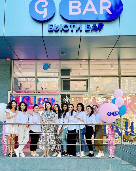 Фото №1 - Больше, чем салон красоты: в России открылся шестой бьюти-бар международной сети G.Bar