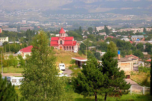 Фото №12 - Горы, воздух и Нарзан: семейный отдых и лечение в Кисловодске