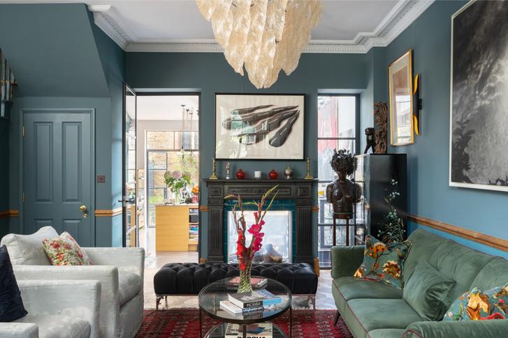 Фото №1 - Другая сторона: дом Джоанны Викери в Лондоне