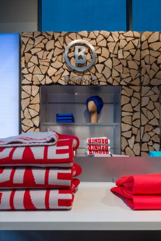 Фото №3 - Для любителей шопинга: бренд Bogner открыл новый аутлет-бутик