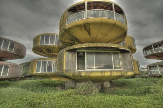 Фото №14 - 10 постапокалиптических фотографий реальных городских пейзажей