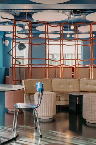 Фото №6 - Офис в стиле 1960-х годов в Бельгии