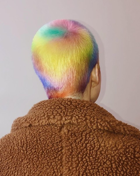 Фото №3 - Окрашивание для коротких волос: 10 идей