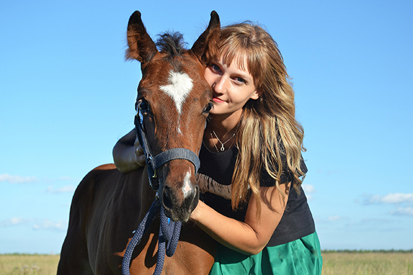 Фото №10 - Девушки на коне: самые романтичные наездницы Ульяновска