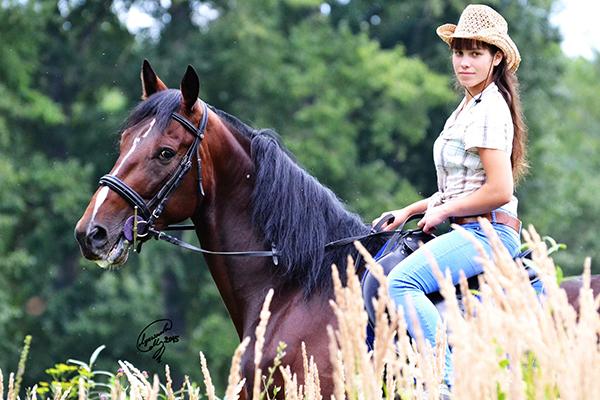 Фото №15 - Девушки на коне: самые романтичные наездницы Ульяновска