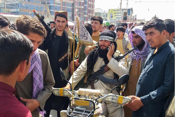 Фото №2 - Жить стало лучше: почему некоторым афганцам нравится власть талибов