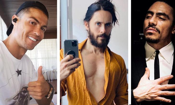 Фото №1 - 7 известных мужчин-чемпионов самолюбования в «Инстаграме»