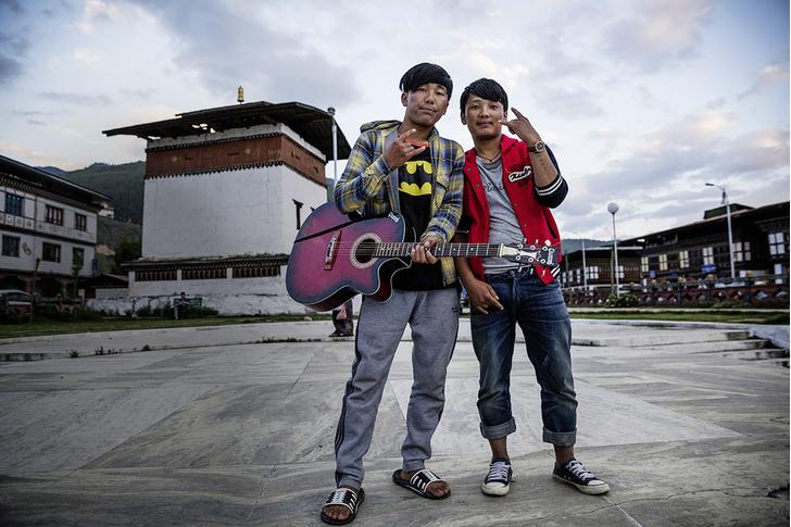 Фото №13 - Бутан от заката до рассвета: как веселится золотая молодежь горного королевства