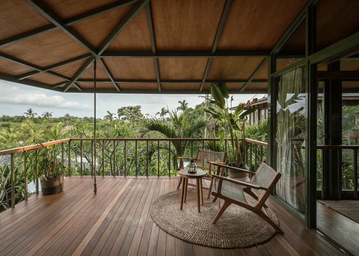 Фото №3 - Гостевой дом в джунглях Бали