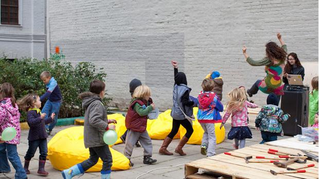Фото №1 - Дети и родители приглашаются на праздник «День защиты детей» в центр «Школа»