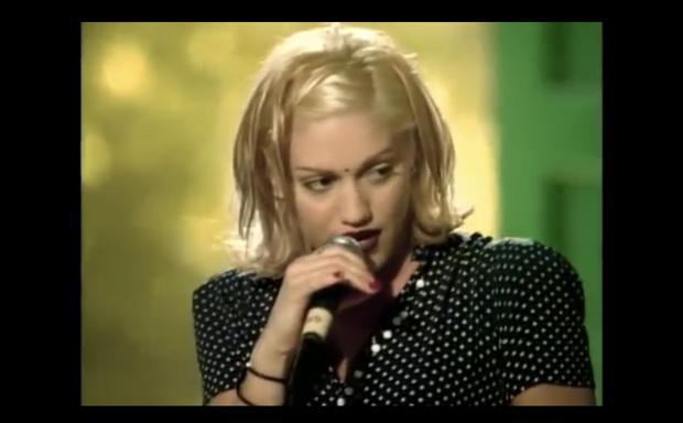 Фото №1 - Стиль в клипе: «Don't Speak» группы No Doubt