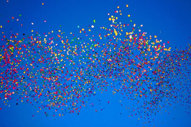 К чему снятся воздушные шары, сонник