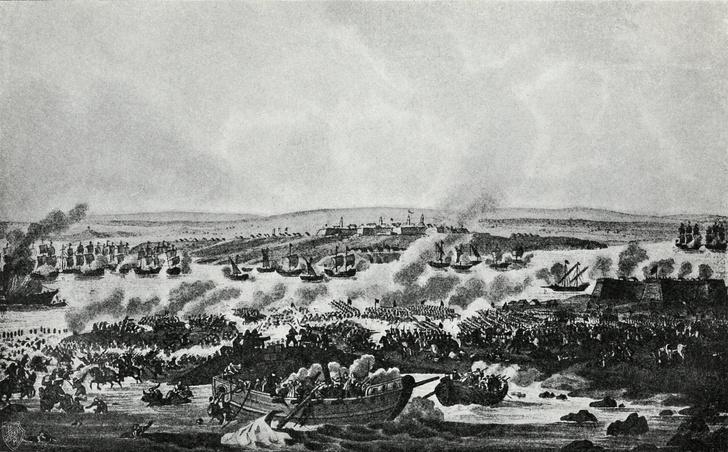 Фото №2 - Суворов: 7 подвигов великого полководца