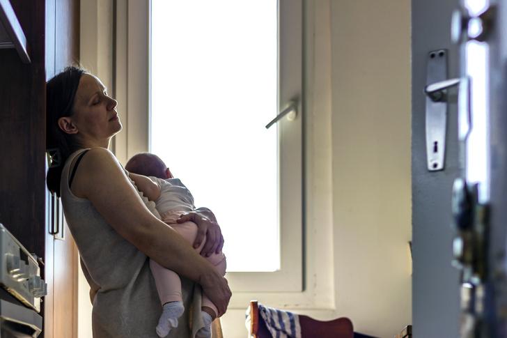 О чем после родов никогда не расскажет молодая мама