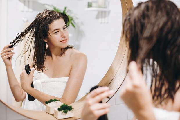 сушить волосы феном или нет, можно ли сушить волосы феном каждый день
