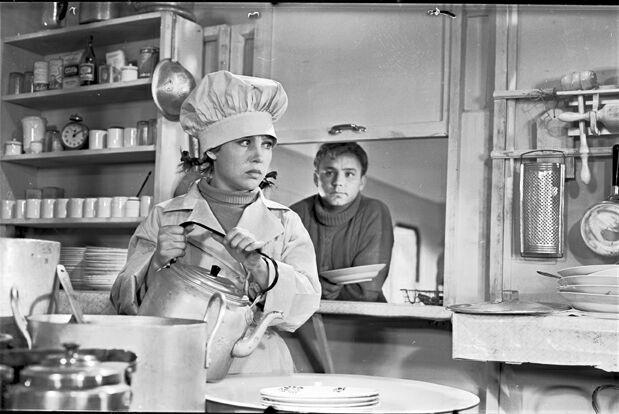 Фото №1 - Богини у плиты: женщины, которые отказались от успешной карьеры ради семьи