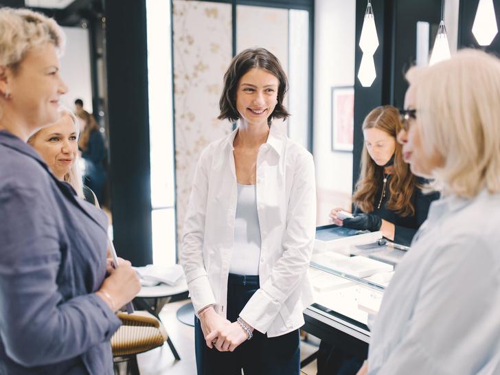 Фото №3 - Как прошел бизнес-завтрак Marie Claire и ювелирного Дома Piaget