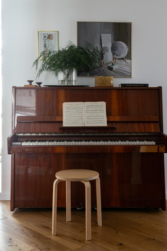 Фото №8 - Яркая квартира семьи декоратора в Москве