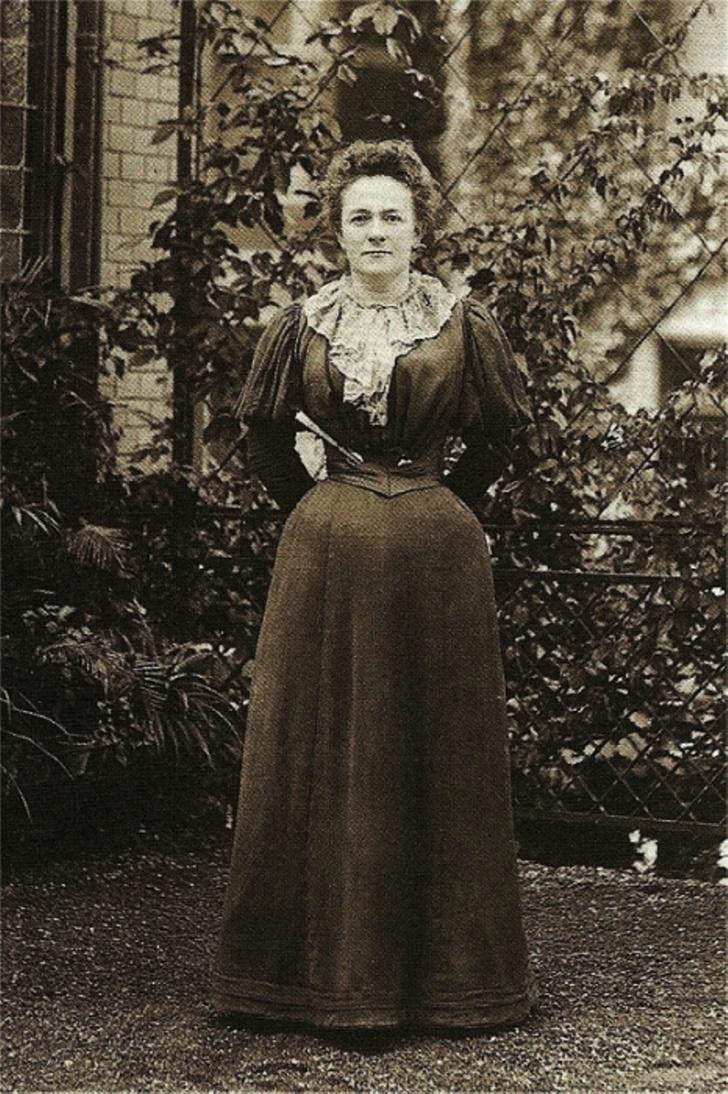 Фото №4 - Бабушка революции: 6 фактов о Кларе Цеткин