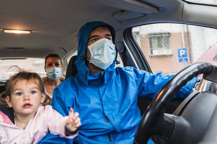 Фото №2 - Таксисты против мам: почему водители воюют с женщинами и детьми